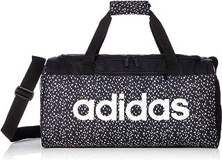 826920ca76 adidas Linear Duffel Graphic S, Bags Uomo, Black White, Taglia Unica