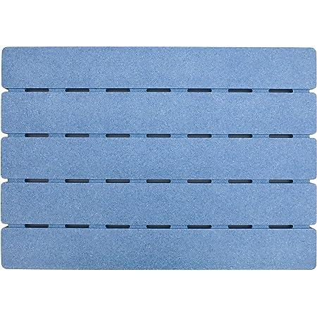 ワイズ DX風呂スノコ ブルー GR-001