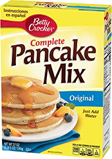 Betty Crocker, Complete Pancake Mix, 37 Oz