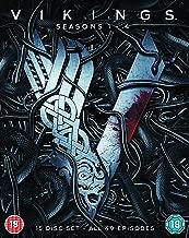 Vikings - Seasons 1-4 [Blu-ray]