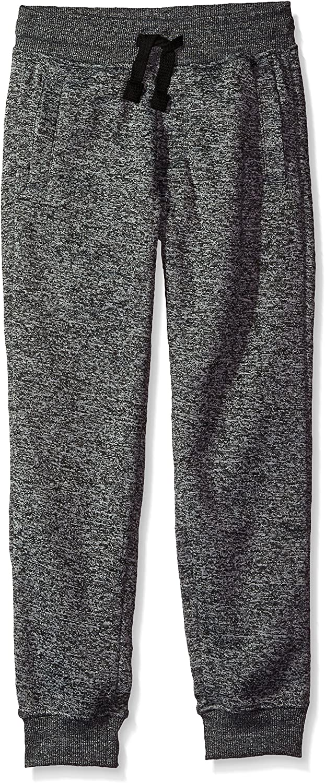 Southpole Big Boys Jogger Fleece Pants in Basic Colors