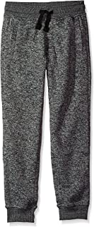Southpole Big Boys' Jogger Fleece Pants in Basic Colors
