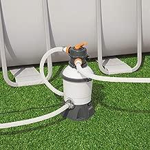 Bestway 58496E Flowclear Pool Pump, One Size, Gray