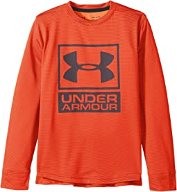 Under Armour Kids - Textured Tech Crew (Big Kids)
