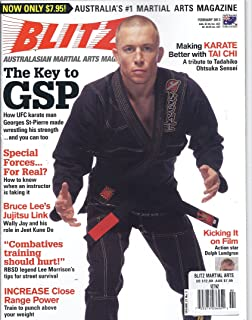 Blitz Martial Arts (February 2013)