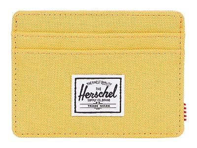 Herschel Supply Co. Charlie RFID (Blazing Orange) Wallet Handbags