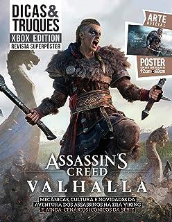 Superpôster Dicas e Truques Xbox Edition - Assassins Creed Valhalla