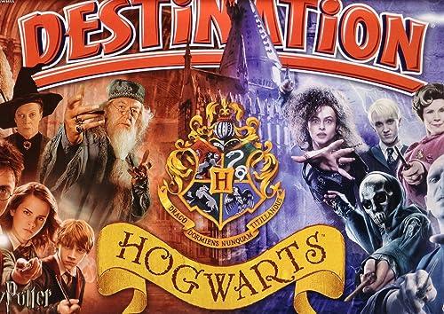 [UK-Import]Destination Hogwarts Board Game