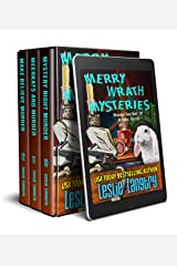 Merry Wrath Mysteries Boxed Set Vol. IV (Books 10-12) Kindle Edition