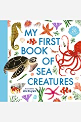 My First Book of Sea Creatures Hardcover