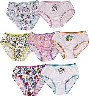 Disney Girls Toy Story 4 Girls 7 Pack Panties Underwear - Multi