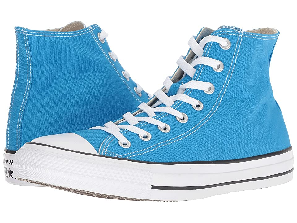 Converse Chuck Taylor(r) All Star(r) Seasonal Color Hi (Blue Hero) Lace up casual Shoes