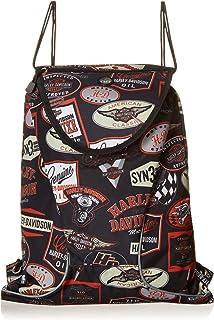 Harley Davidson Sling Backpack, Vintage, One Size