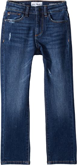 DL1961 Kids - Hawke Skinny Jeans in Castaway (Toddler/Little Kids)