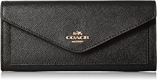 Best soft wallet in crossgrain leather coach Reviews
