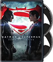 Batman v Superman: DOJ 2-Disc (DVD)