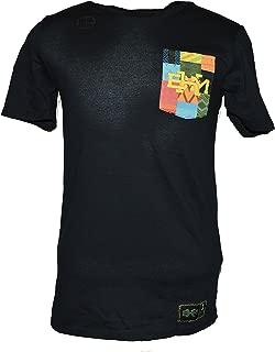 Nike Men's BHM Black History Month Dri-Fit Pocket Shirt 2X-Large Black