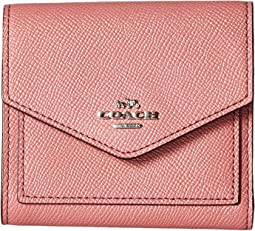 COACH - Metallic Small Wallet