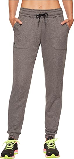 UA Storm Armour Fleece® Lightweight Twist Jogger