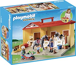 PLAYMOBIL Take Along Horse Farm Playset