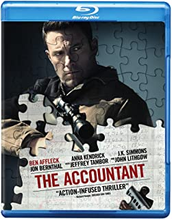 Accountant, The (BD)