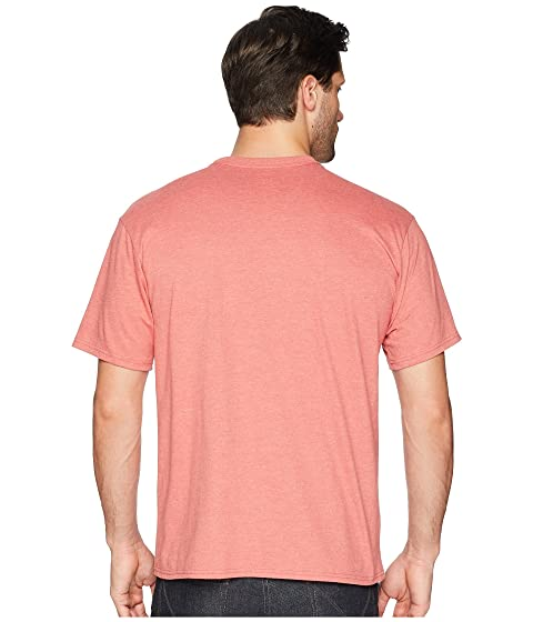 original Waterman Mineral Rojo Camiseta Heather Quiksilver OZdFw4Oq