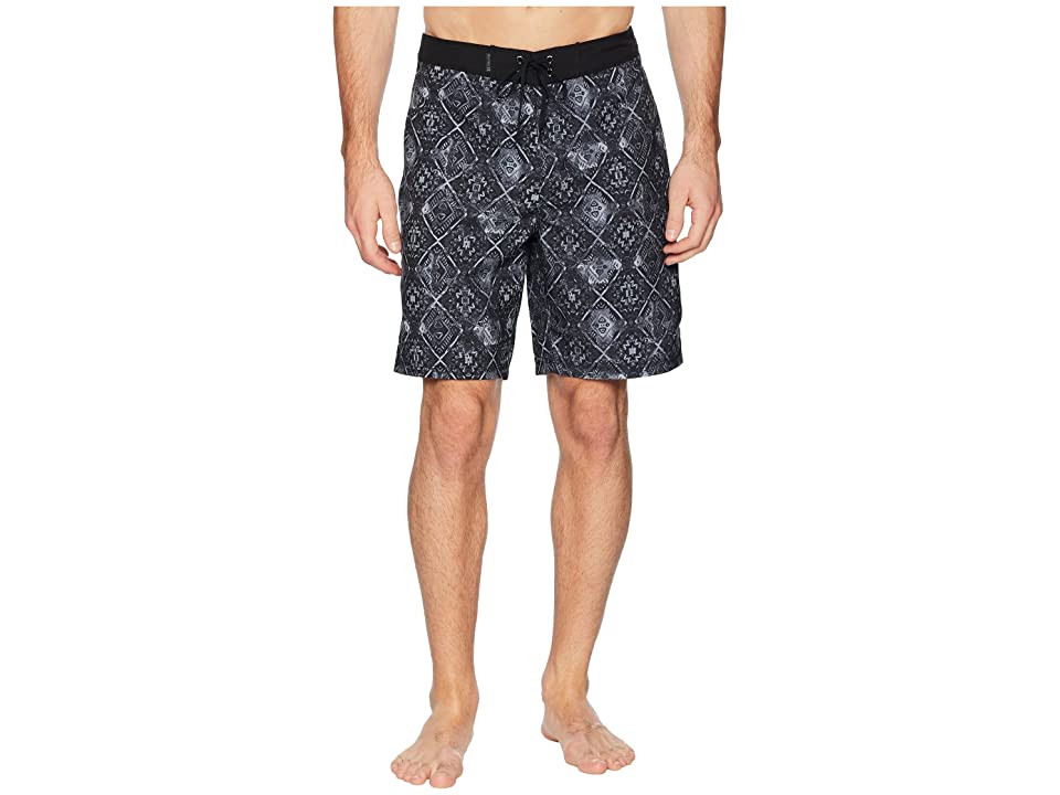Hurley Groovy 20 Boardshorts (Black) Men
