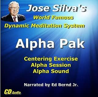 Silva UltraMind's Alpha Pak