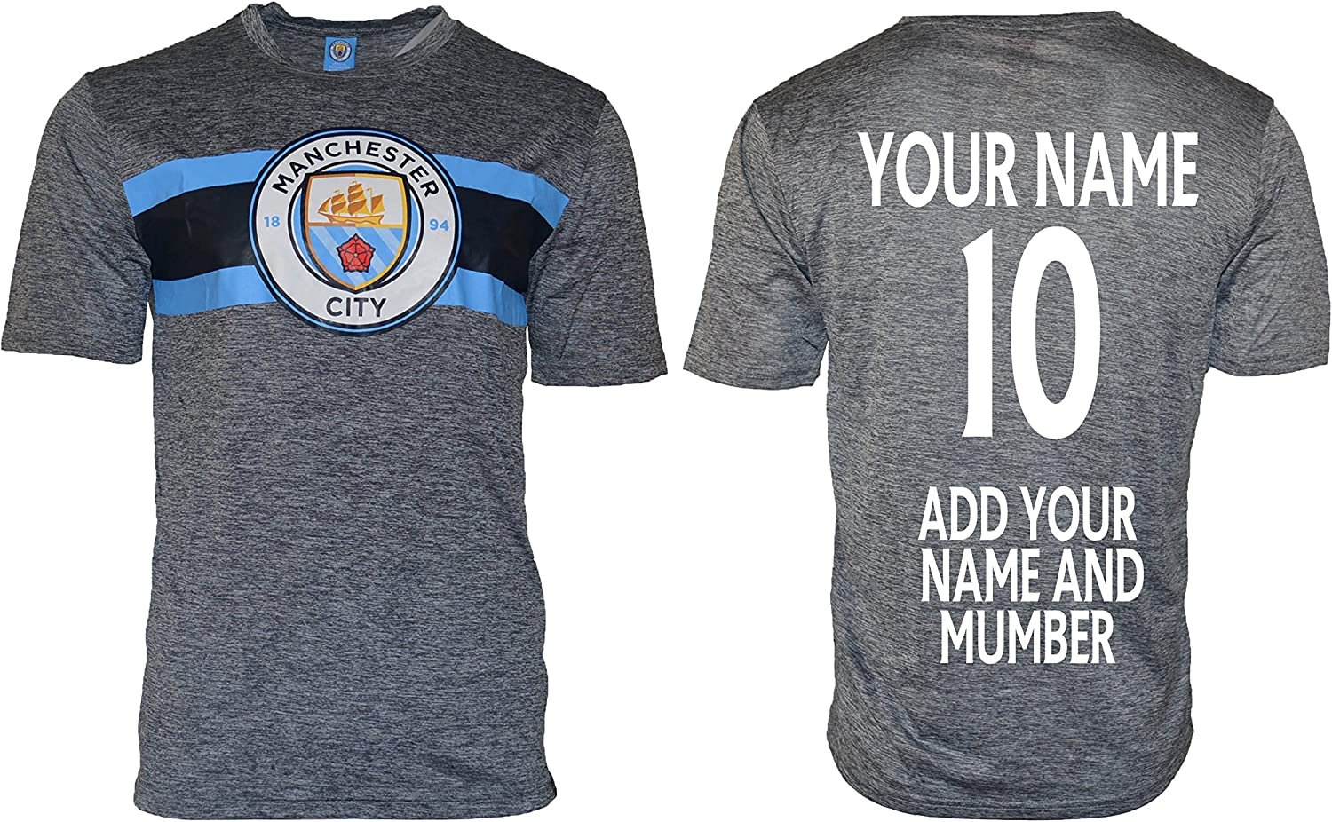 ICON SPORTS Manchester overseas City Soccer Training Jersey Men's New mail order C Adult