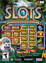 WMS Casino Gaming Slots: Quest for the Fountain