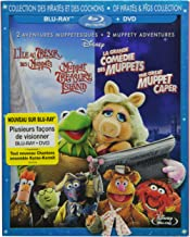 The Great Muppet Caper And Muppet Treasure Island 2-Movie Collection
