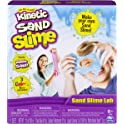 Kinetic Sand Sand Slime Lab All-in-One Kit for Ages 8 & Up