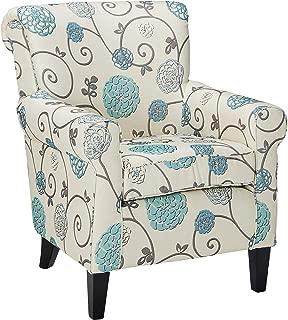 Best blue print armchair Reviews