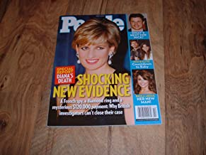 Princess Diana-Special Report on Her Death-People magazine, April 3, 2006 issue. Shocking New Evidence. A French spy, a diamond ring and a mysterious $120,000 payment: Why British investigators can't close their case.