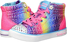 SKECHERS KIDS Twinkle Breeze 2.0 10935L Lights (Little Kid/Big Kid)
