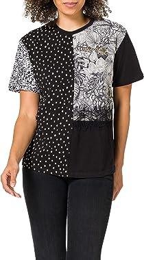 Desigual TS_Loris T-Shirt Femme
