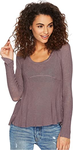 Free People - Super Scoop Top