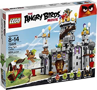 Best lego angry birds king pig's castle Reviews