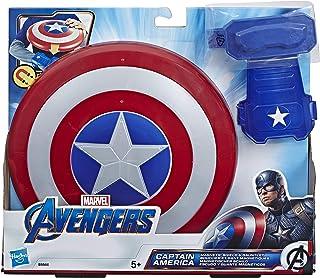 Avengers- Escudo Capitán América, Multicolor, única (