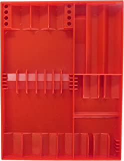 Tool Sorter Screwdriver Organizer – Red