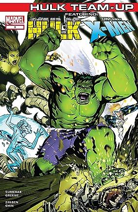 Hulk Team-Up (2009) #1 (English Edition)