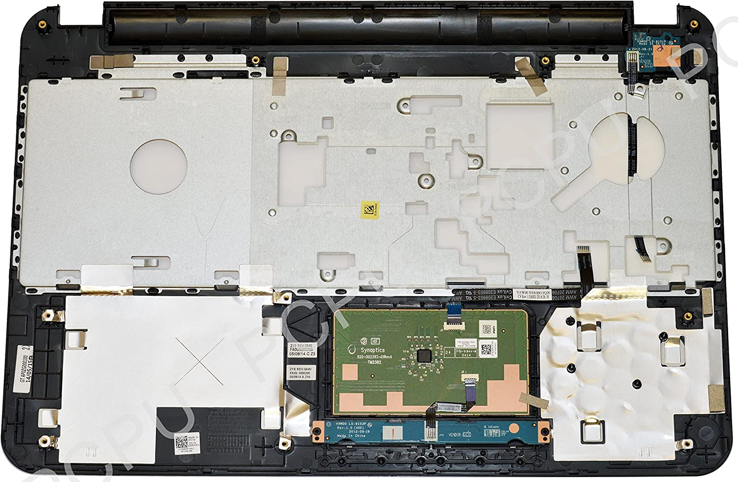 GRXWY New Dell Inspiron 15R 5537 15R-5537 Palmrest Touchpad Assembly