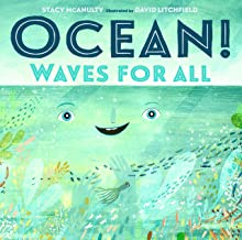 Ocean! Waves for All (Our Universe, 4)
