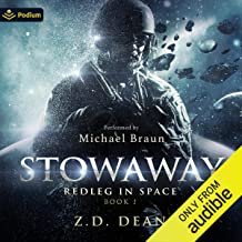 Stowaway: Redleg, Book 1