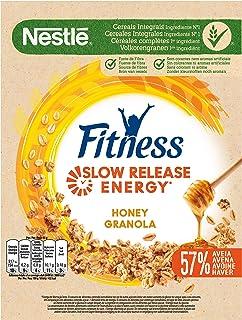 comprar comparacion Cereales NESTLÉ Fitness granola - Copos de avena integral y trigo con miel - Paquete de 300g