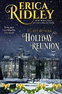 Holiday Reunion (Dukes of War Book 8)
