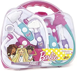 Kit Medica Maleta Barbie Rosa