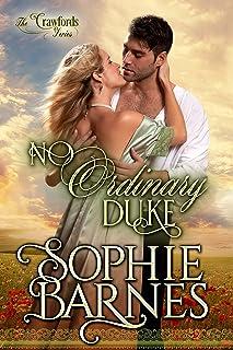 No Ordinary Duke (The Crawfords Book 1