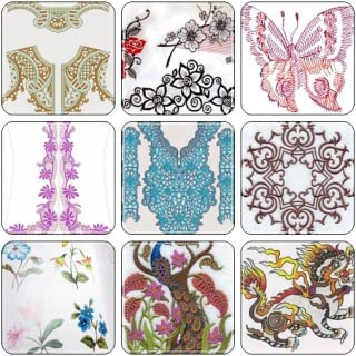 Cute Embroidery Design Collection