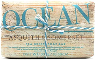 Asquith & Somerset OCEAN Sea Breeze Soap Bar 10.5 Oz
